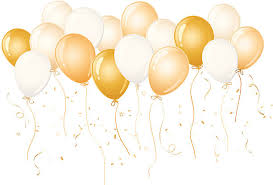 gold balloons gold balloon clip vector images illustrations istock