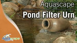 Aquascape Ponds Filtration For Small Water Features With Aquascape U0027s Pond Filter