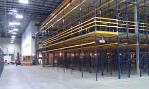 Mezzanines Warehouse Design