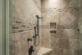 Bathroom Shower Backsplash Gorgeous In Grey Inside Decorating - Shower backsplash