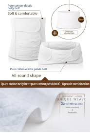maternity band zeechi 3 pieces set postpartum bandage belly band maternity