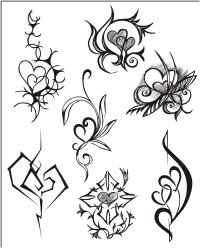 5 tatoos free open heart tattoo images