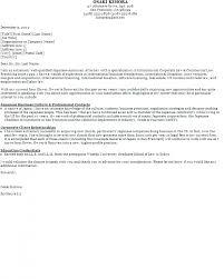 cover letter for job posting best cover letter in response to job
