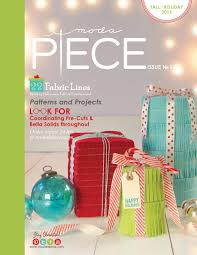 moda piece no 11 by moda fabrics united notions issuu