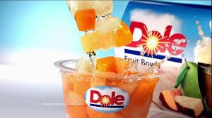 dole fruit bowls dole fruit bowls tv commercial pretty simple ispot tv
