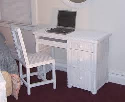Rattan Desk Chair Wicker Desk And Chair Wicker Paradise