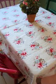 Oblong Table Cloth 20 Best Vintage Table Clothes Images On Pinterest Table Clothes