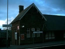 Askam railway station