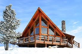 chalet cabin plans rustic chalet log floor plan log cabin 3440 sq ft