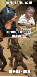 Third World Child Meme - third world skeptical success child memes best collection of