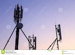 Radio Base Station Equipment For Gsm Network Radio Station Stock Image Image 38695251