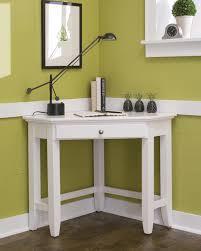 Modern Corner Desks For Home Office by Modern White Desk