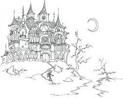 free printable halloween coloring pages adults olegandreev me