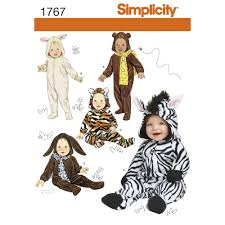 Patterns Halloween Costumes Pattern Babies U0027 Costumes Simplicity