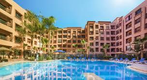 les hotels de siege mogador menzah appart hotel marrakech mogador hotels resorts