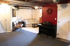Small Basement Decorating Ideas Unfinished Basement Design Small Basement Remodeling Ideas Design