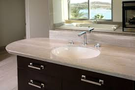 marble countertop for bathroom choosing the right bathroom counter top the stone cobblers