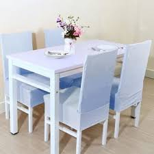blue chair covers blue chair covers slipcovers for less overstock