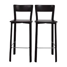 off crate barrel felix white counter stools gorgeous design