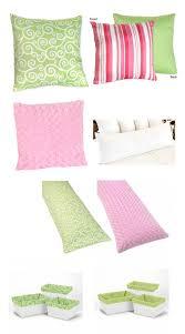 pink lime green ruffle girls bedding twin full queen