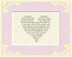 Wedding Quotes Poems Poem From Mom To Daughter On Wedding Day 03 Jj U0027s Designs