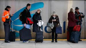 day before thanksgiving is a busy travel day but not the busiest