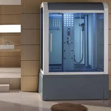 58 Inch Whirlpool Bathtub Steam Showers U0026 Saunas