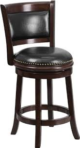 leather counter height bar stools amazon com