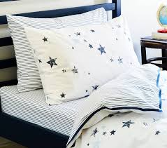 Original Duvet Covers Stars Single Bed Duvet Cover And Pillowcase By Fox Organic Kids