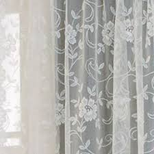 Jcpenney Lace Curtains Home Shari Lace Rod Pocket Sheer Panel Bathroom Window Curtains