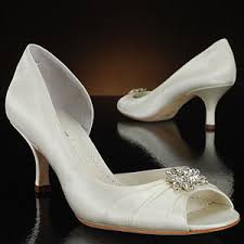 2 inch heel wedding shoes my wedding shoes only without the bling and they were dyed orange