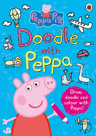 doodle with peppa pig doodle with peppa