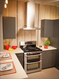 Kitchen  Design Vertical Subway Tile Backsplash Designs In Behind - Backsplash designs behind stove