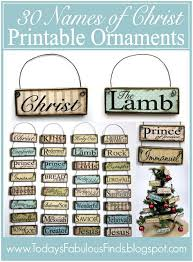 today s fabulous finds diy printable paint stick ornaments names