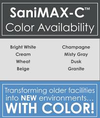 sanimax c complete floor care solutions