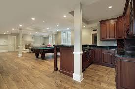 countertop backsplash ideas bigstock basement with fireplace and kitchen engineered wood