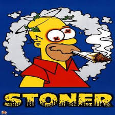 Bart Simpson Meme - homer simpson stoner weed memes pothead simpsons