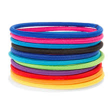 ponytail holders rainbow ponytail holders s us