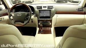 lexus ls 460 images 2010 lexus ls460 sedan youtube
