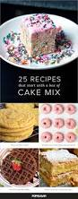 recipes that start with a box of cake mix popsugar food