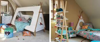 chambre pour enfants l originalité d une chambre pour jouer aux indiens univers des