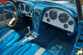 Custom Corvette Interior Harley Earl U0027s 1963 Corvette