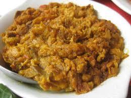 recette cuisine iranienne mirza ghassemi omelette à l aubergine au bout du monde