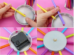 how to make a wall clock at home 6 fun and easy ways to make diy