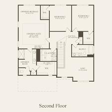 single family homes floor plans mercer in hanover md at shipley homestead single family homes pulte