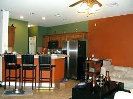 living room and kitchen color ideas living room kitchen color ideas homehub co