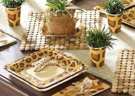 cheetah print party supplies buy leopard print party supplies online at build a birthday nz