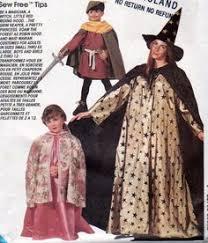 Childrens Halloween Costume Patterns Mccalls 2941 Asian Inspired Childrens Halloween Costume Pattern