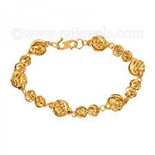 ladies bracelet gold jewelry images Intra glitz balls bracelet ladies bracelet bracelets and gold jpg
