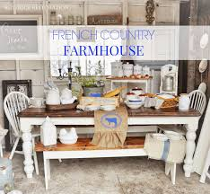 Farm Table Pictures by Rustique Restoration French Country Farmhouse Table And Decor